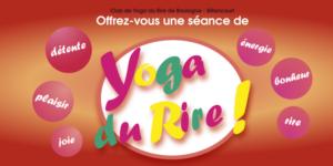 Des séances de yoga du rire pour les particuliers