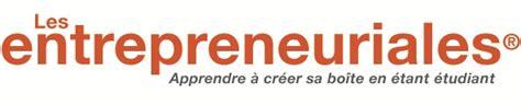 Logo Les entrepreneuriales